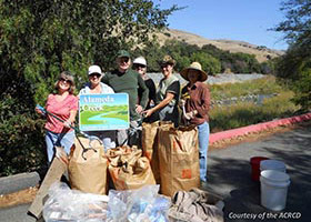 Alameda Creek Cleanup