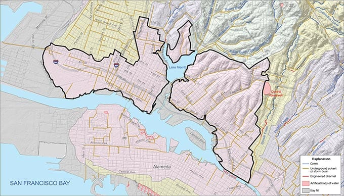 Oakland Estuary Watershed